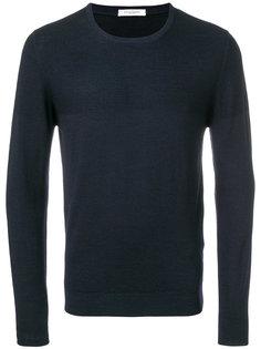 свитер с  круглым вырезом Paolo Pecora