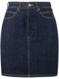 джинсовая мини-юбка Calvin Klein 205W39nyc