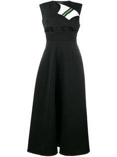 платье-миди Marching Band без рукавов Calvin Klein 205W39nyc