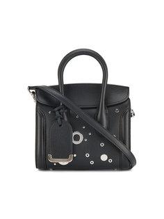 декорированная сумка-тоут Heroine 21 Alexander McQueen