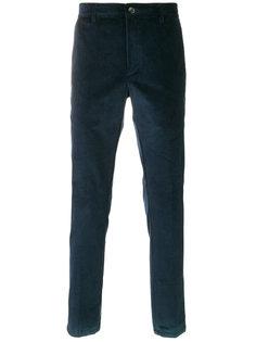 брюки прямого кроя Department 5
