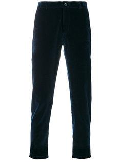 бархатные брюки Department 5