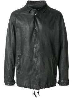 куртка с застежкой на кнопки Salvatore Santoro