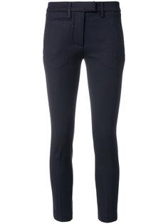 укороченные брюки Twill Perfect Dondup