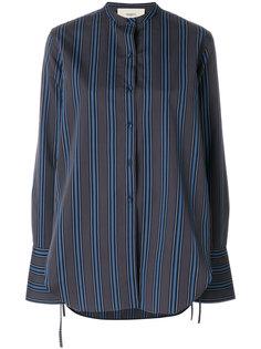 полосатая приталенная рубашка Ports 1961