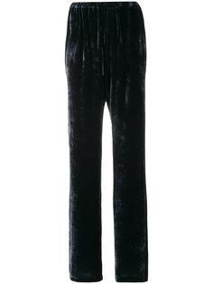 бархатные брюки Kristensen Du Nord