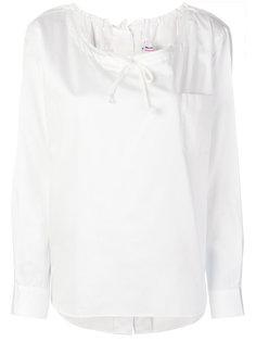 рубашка с бантом  Comme Des Garçons