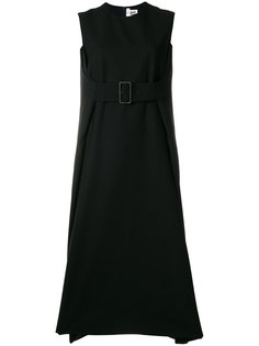 платье с пряжкой  Comme Des Garçons Noir Kei Ninomiya