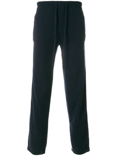 спортивные брюки с вышивкой Laneus