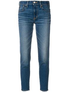 укороченные джинсы скинни Comfort Velma Moussy