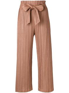 брюки клеш Pleats Please By Issey Miyake