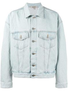 классическая джинсовая куртка Yeezy
