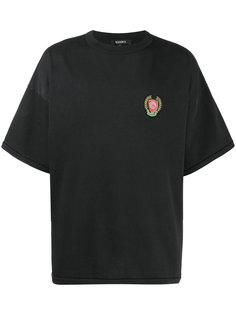 классическая футболка с короткими рукавами с логотипом Yeezy