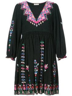 платье folk с вышивкой Ulla Johnson