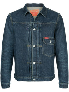 классическая джинсовая куртка  Hysteric Glamour