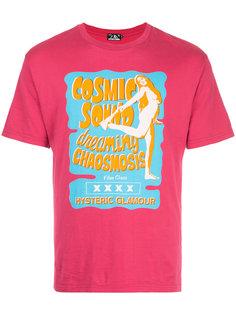 футболка с графическим принтом Hysteric Glamour