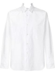 рубашка с открытой спиной Comme Des Garçons Homme Plus