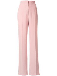 строгие брюки с завышенной талией Rochas