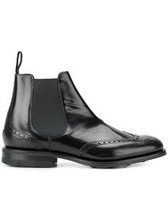ботинки Челси с перфорацией  Churchs