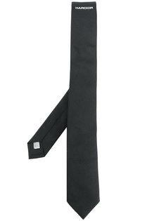 классический галстук Dior Homme