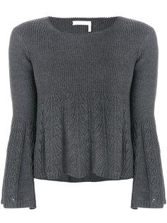трикотажный свитер See By Chloé