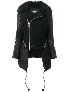 куртка для треккинга Caban смешанной стилистики  Dsquared2