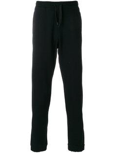 спортивные брюки с эластичным поясом A.P.C.