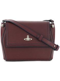 декорированная сумка на плечо с логотипом Vivienne Westwood