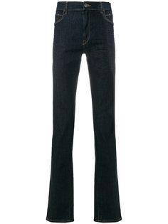 джинсы кроя слим Trussardi