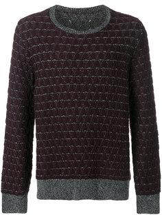 фактурный свитер  Maison Margiela