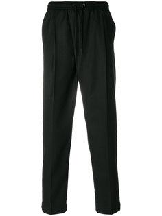 брюки на шнурке Emporio Armani