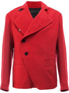 пиджак со смещенной застежкой Haider Ackermann