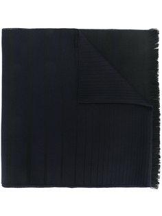 полосатый шарф Versace