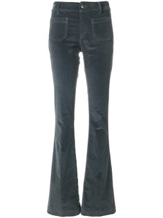расклешенные брюки The Seafarer