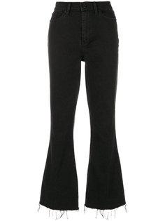 расклешенные джинсы Wade с бахромой Tory Burch