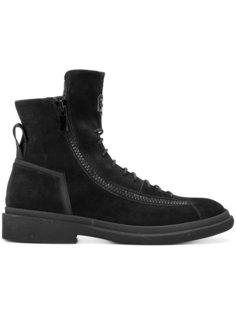 ботинки по щиколотку на шнуровке Bruno Bordese