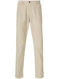 брюки кроя слим Al Duca D'Aosta 1902