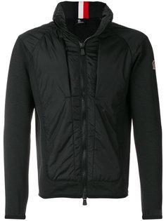 куртка со стегаными панелями Moncler Grenoble