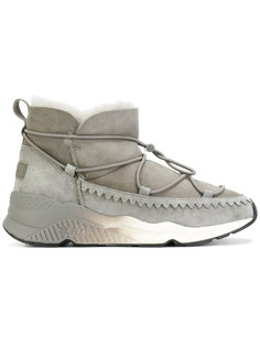 кроссовки на шнуровке Ash