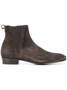 замшевые ботинки Челси Lidfort