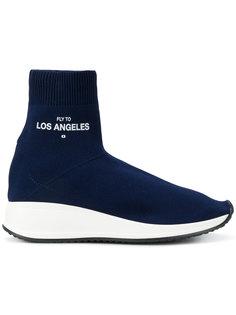 облегающие кроссовки Joshua Sanders