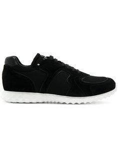 кроссовки с панельным дизайном Valentino