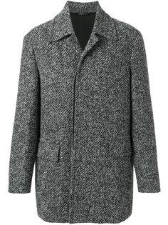 классическое приталенное пальто Jil Sander
