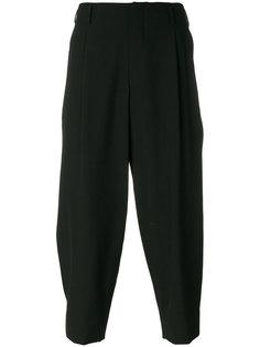 укороченные зауженные брюки  Comme Des Garçons Homme Plus