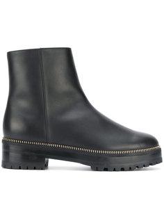 ботинки на молнии Sergio Rossi