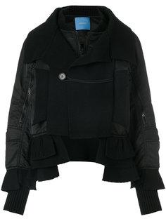 укороченная куртка Undercover