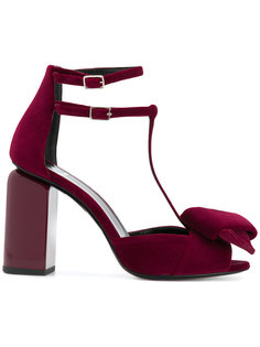 туфли с ремешками на щиколотке Pierre Hardy