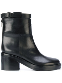 ботинки по щиколотку Ann Demeulemeester