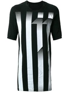 полосатая футболка 11 By Boris Bidjan Saberi