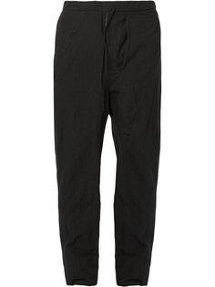 брюки мешковатого кроя Aganovich